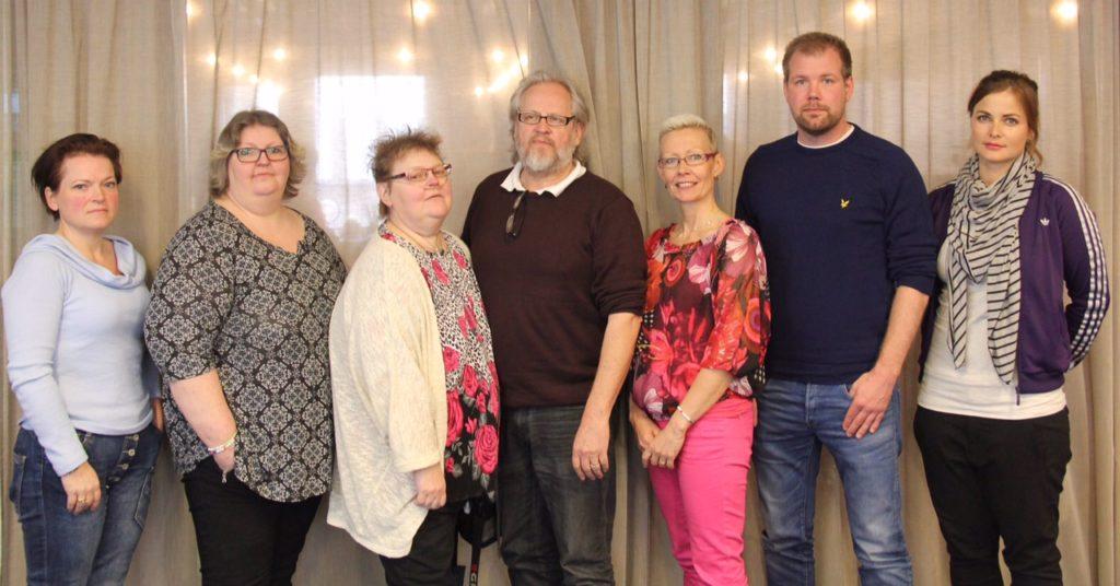 Nya styrelsen för2016 | TSC Sverige