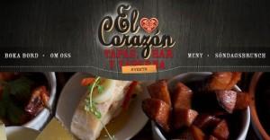 El Corazon TSC middag