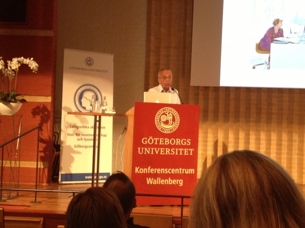 Christoffer Gillberg föreläser om Essence