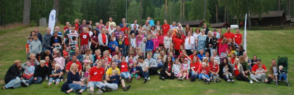 Familjeläger Isaberg 2015